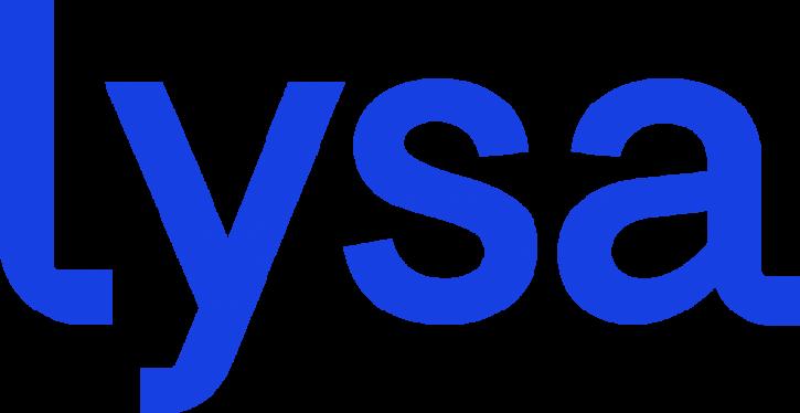 Lysa - logo
